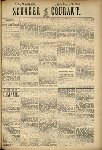 Schager Courant 1895-04-28