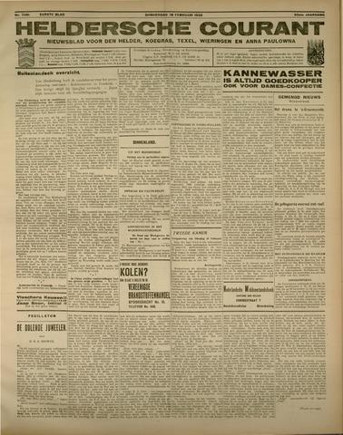 Heldersche Courant 1932-02-18