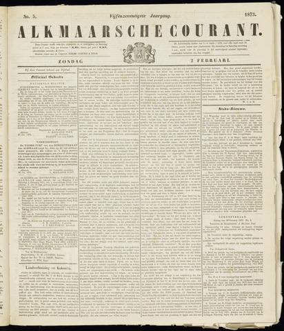 Alkmaarsche Courant 1873-02-02
