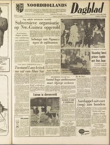 Noordhollands Dagblad : dagblad voor Alkmaar en omgeving 1962-05-12