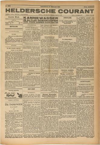 Heldersche Courant 1929-02-20