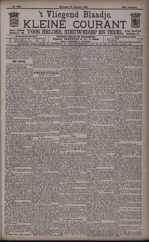 Vliegend blaadje : nieuws- en advertentiebode voor Den Helder 1894-08-29
