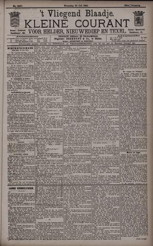 Vliegend blaadje : nieuws- en advertentiebode voor Den Helder 1894-07-25