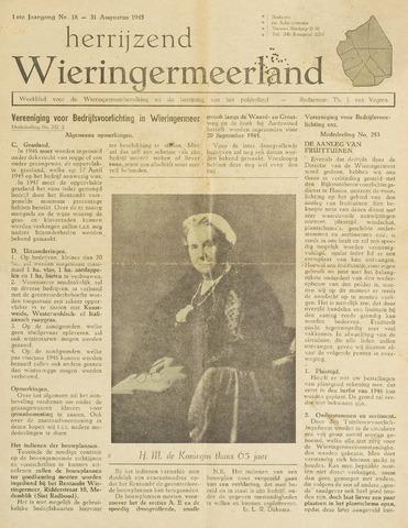 Herrijzend Wieringermeerland 1945-08-31
