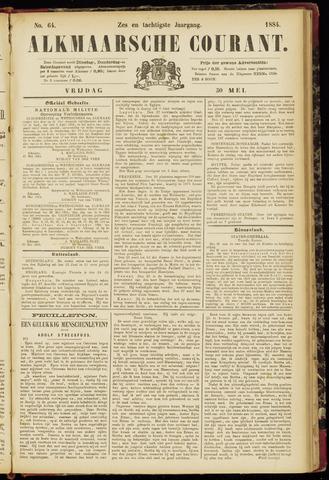 Alkmaarsche Courant 1884-05-30