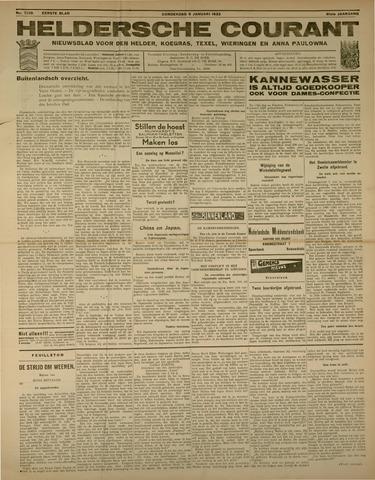 Heldersche Courant 1933-01-05
