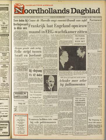 Noordhollands Dagblad : dagblad voor Alkmaar en omgeving 1967-11-21