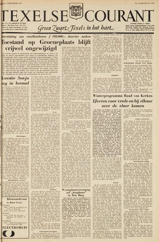 Texelsche Courant 1967-09-22