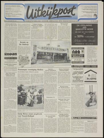 Uitkijkpost : nieuwsblad voor Heiloo e.o. 1993-06-30