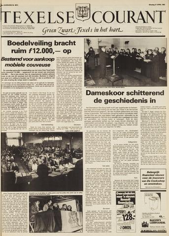 Texelsche Courant 1982-04-27