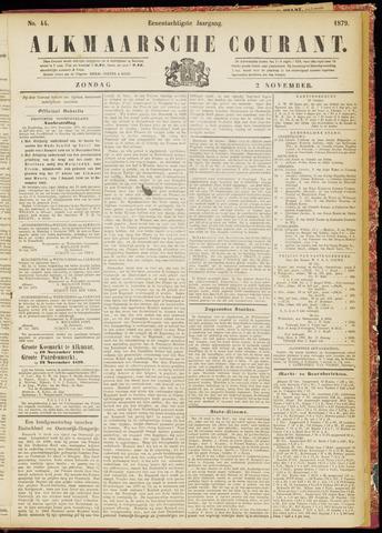 Alkmaarsche Courant 1879-11-02