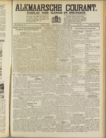 Alkmaarsche Courant 1941-05-16