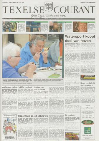 Texelsche Courant 2009-09-15