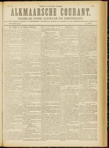 Alkmaarsche Courant 1918-05-15