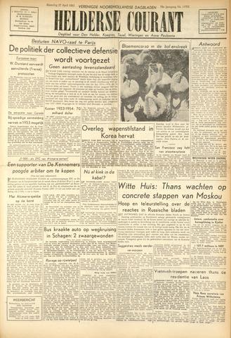 Heldersche Courant 1953-04-27