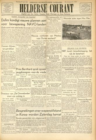 Heldersche Courant 1953-04-20