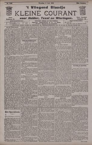 Vliegend blaadje : nieuws- en advertentiebode voor Den Helder 1900-06-06