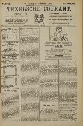 Texelsche Courant 1923-02-21