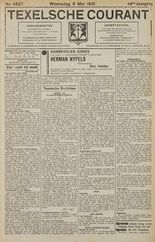 Texelsche Courant 1931-05-06