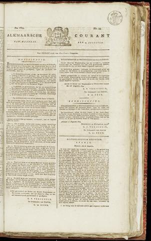 Alkmaarsche Courant 1824-08-23