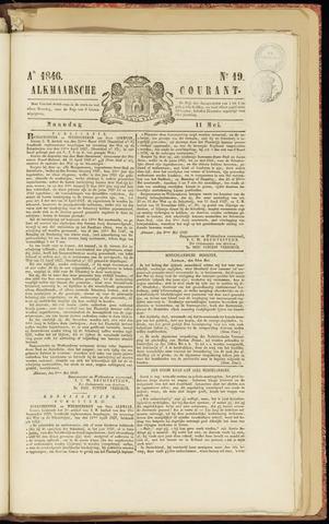 Alkmaarsche Courant 1846-05-11