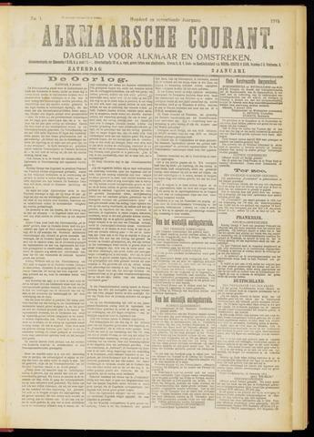 Alkmaarsche Courant 1915-01-02