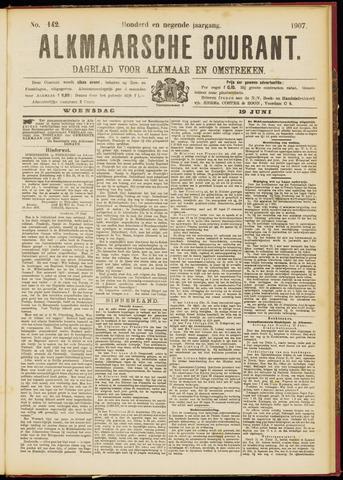 Alkmaarsche Courant 1907-06-19