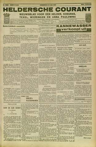 Heldersche Courant 1930-07-31