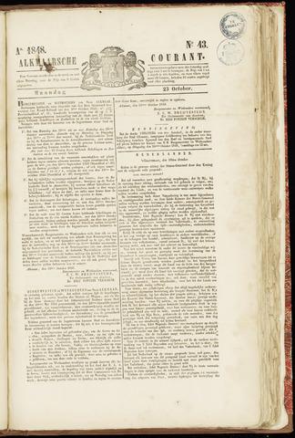 Alkmaarsche Courant 1848-10-23