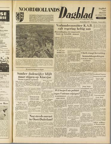Noordhollands Dagblad : dagblad voor Alkmaar en omgeving 1953-06-30