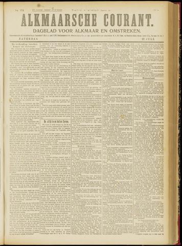 Alkmaarsche Courant 1918-07-27