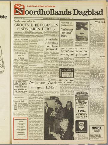 Noordhollands Dagblad : dagblad voor Alkmaar en omgeving 1968-10-26
