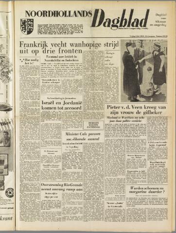 Noordhollands Dagblad : dagblad voor Alkmaar en omgeving 1954-07-02