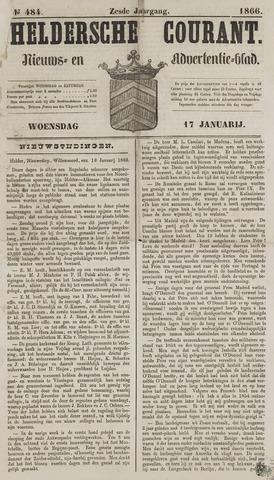 Heldersche Courant 1866-01-17