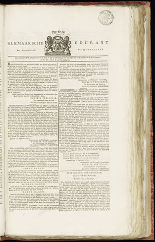 Alkmaarsche Courant 1827-09-24