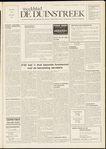 De Duinstreek 1969-11-13