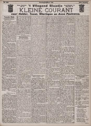 Vliegend blaadje : nieuws- en advertentiebode voor Den Helder 1906-03-31