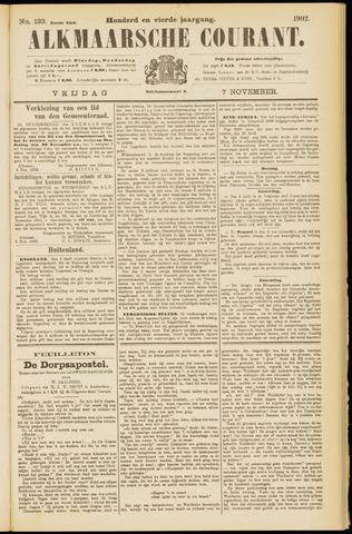 Alkmaarsche Courant 1902-11-07