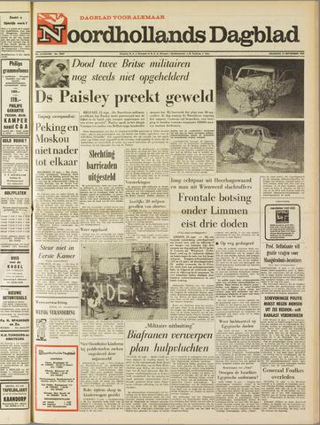 Noordhollands Dagblad : dagblad voor Alkmaar en omgeving 1969-09-15