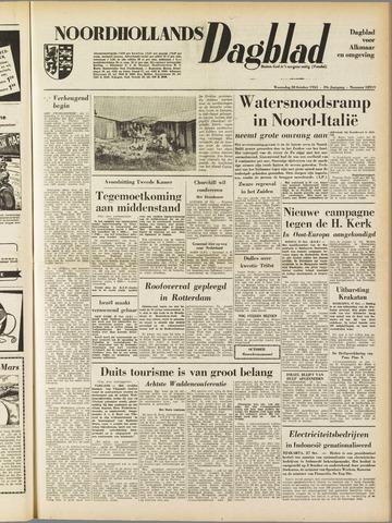 Noordhollands Dagblad : dagblad voor Alkmaar en omgeving 1953-10-28