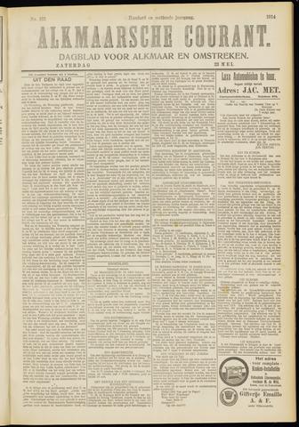 Alkmaarsche Courant 1914-05-23