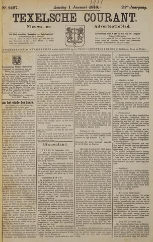 Texelsche Courant 1911