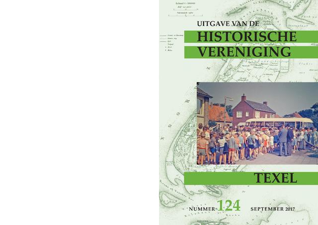 Uitgave Historische Vereniging Texel 2017-09-01