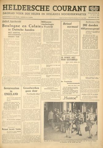 Heldersche Courant 1940-05-27