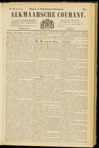 Alkmaarsche Courant 1897-05-16