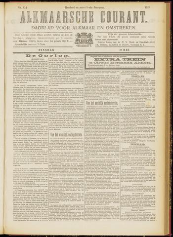 Alkmaarsche Courant 1915-05-18
