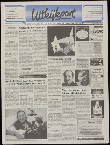 Uitkijkpost : nieuwsblad voor Heiloo e.o. 2000-03-01