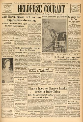 Heldersche Courant 1954-06-17