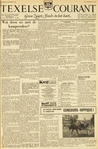 Texelsche Courant 1960-08-20