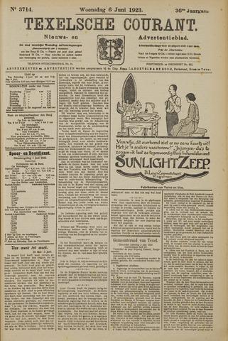 Texelsche Courant 1923-06-06
